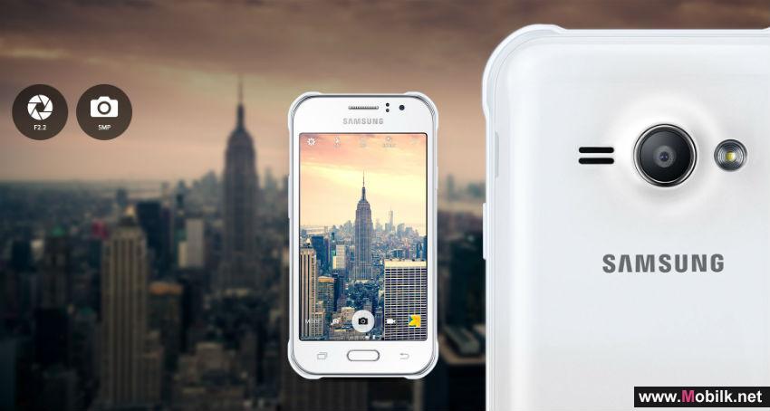 سامسونج تطلق هاتفها منخفض المواصفات Galaxy J1 Ace Neo