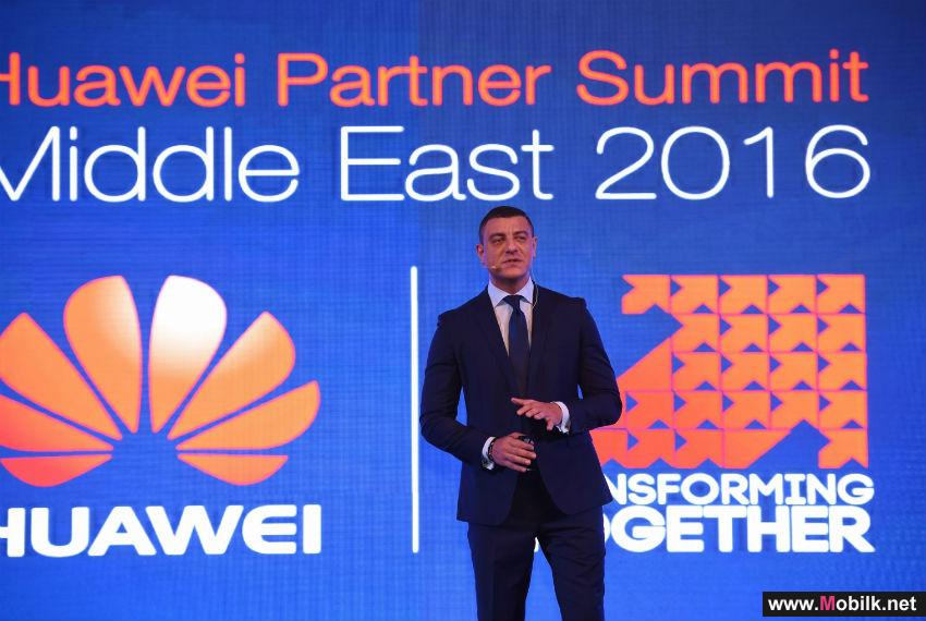 Huawei solidifies commitment to innovation through open partner ecosystem at its regional Partner Summit 2016