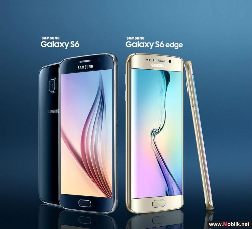 بتلكو تدشن Samsung Galaxy S6 و Samsung Galaxy S6 Edge