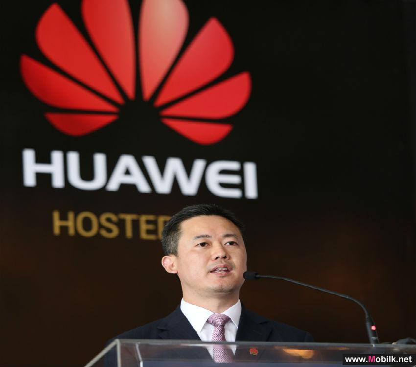 Huawei Appoints New President to Continue Driving Growth in the Middle East