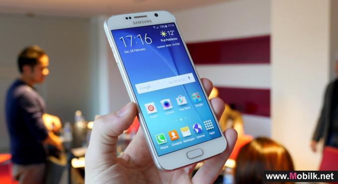 سامسونغ تكشف رسمياً عن هاتفها الذكي Galaxy S6