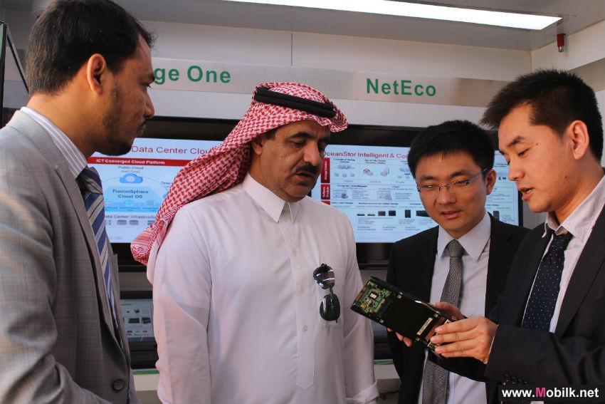 Huawei to Address Technological Barriers For Success at IDC Saudi Arabia CIO Summit 2014