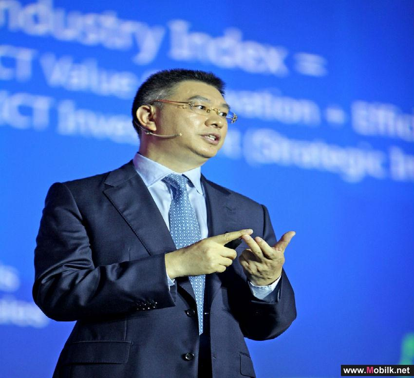 Huawei releases Global Connectivity Index for Building a Better Connected World