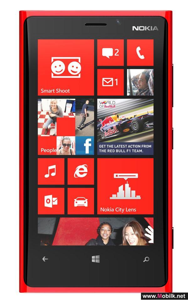 Mobilk - Axiom Telecom Prepares to Sell Nokia Lumia 920 and 820