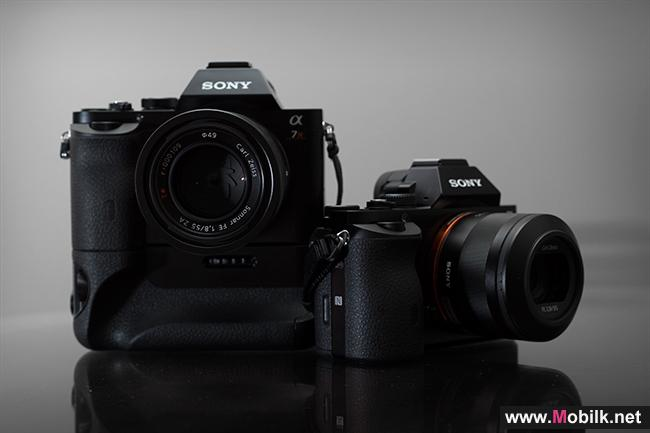 """سوني تفوز بجائزة """"أفضل كاميرا في العام"""" خلال جيتكس 2015"""